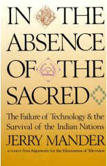 Absence of the Sacred